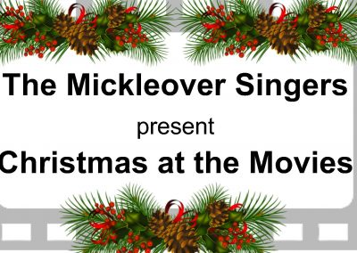 Christmas at the Movies – 8th December 2018